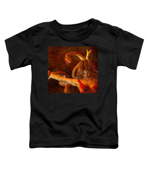 Story Of Eve Toddler T-Shirt