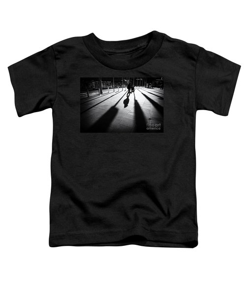 Street Shadow Toddler T-Shirt