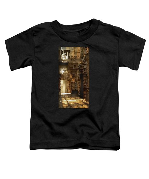 Streets Of Gold Toddler T-Shirt