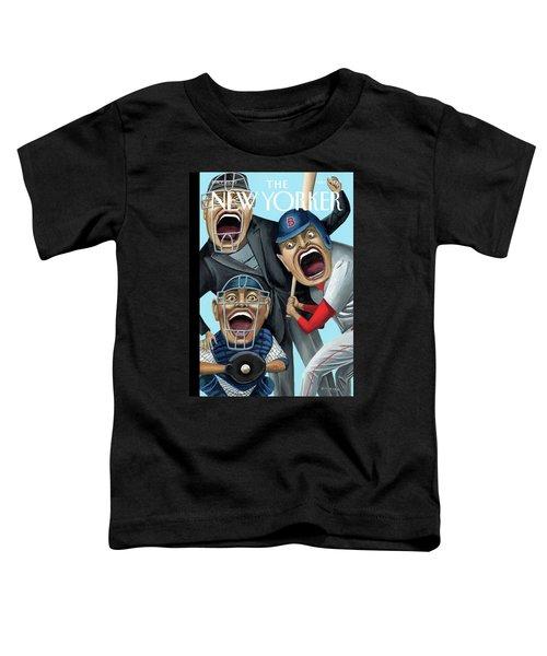 Strike Zone Toddler T-Shirt