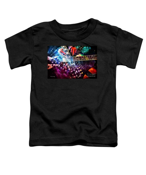 Strings Attached Toddler T-Shirt