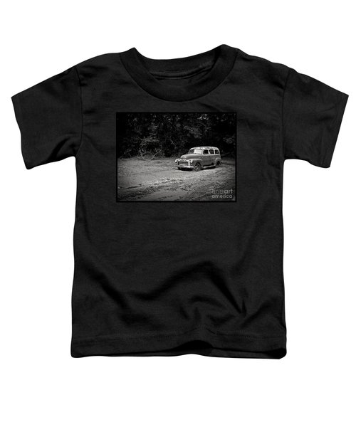 Stuck In The Mud Toddler T-Shirt