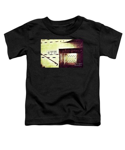 Subway  Toddler T-Shirt