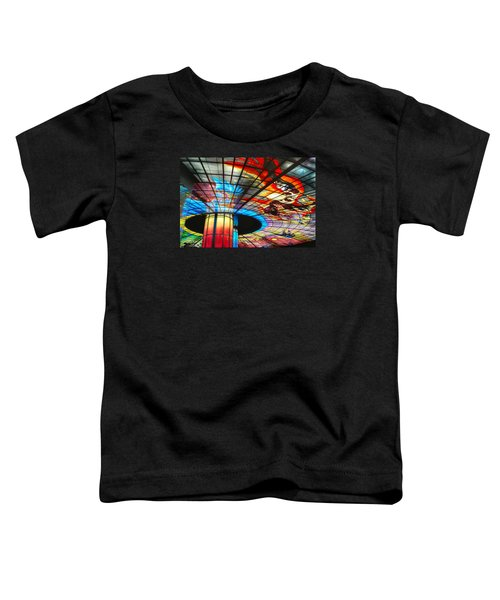 Subway Station Ceiling  Toddler T-Shirt