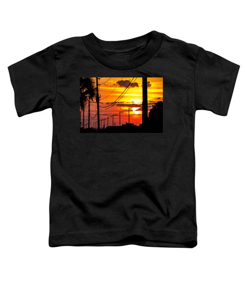 Summers Best Toddler T-Shirt