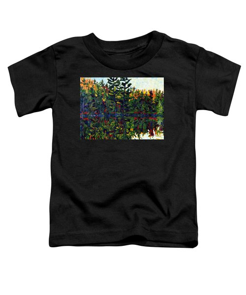 Sun Of Shore Sunrise Toddler T-Shirt