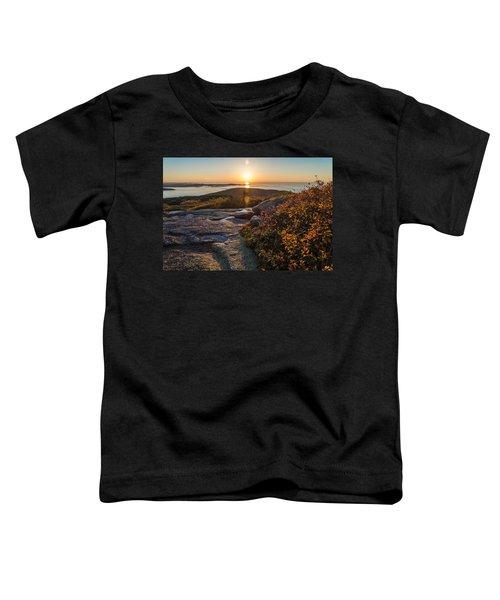 Sun Rise Shock Toddler T-Shirt