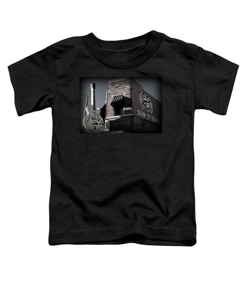 Sun Studio - Memphis Toddler T-Shirt