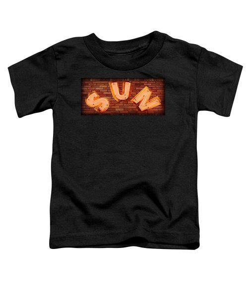 Sun Studio Neon Toddler T-Shirt