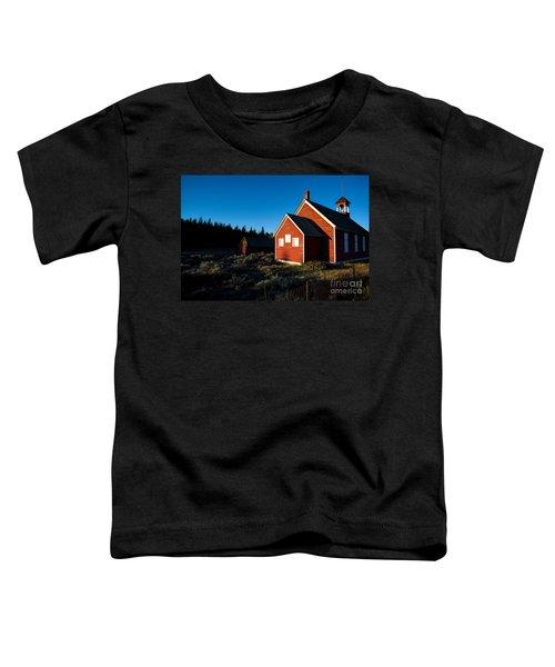 Sunday Morning Coming Down Toddler T-Shirt