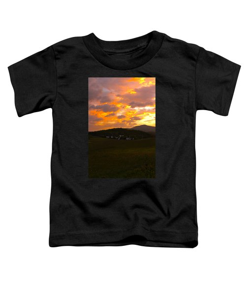 Sunrise In The Smokies Toddler T-Shirt