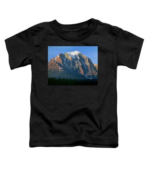 1m3518-sunrise On Mt. Temple Toddler T-Shirt