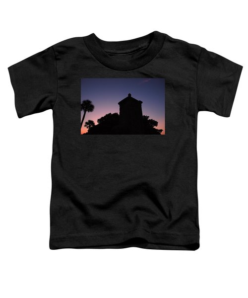 Sunset At The Gate Toddler T-Shirt