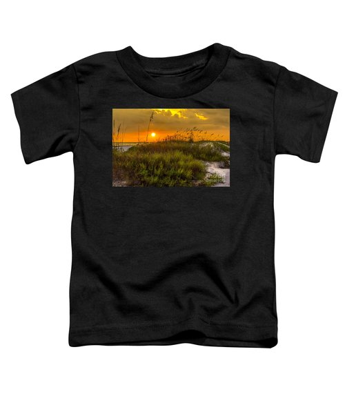 Sunset Dunes Toddler T-Shirt