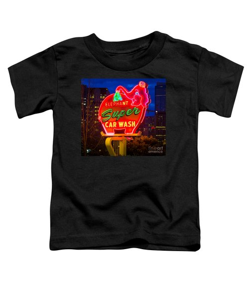 Super Car Wash Toddler T-Shirt