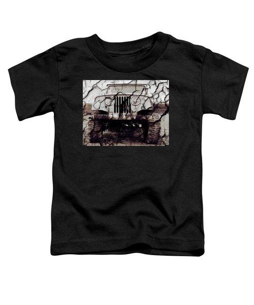 Super Swamper Commando Toddler T-Shirt