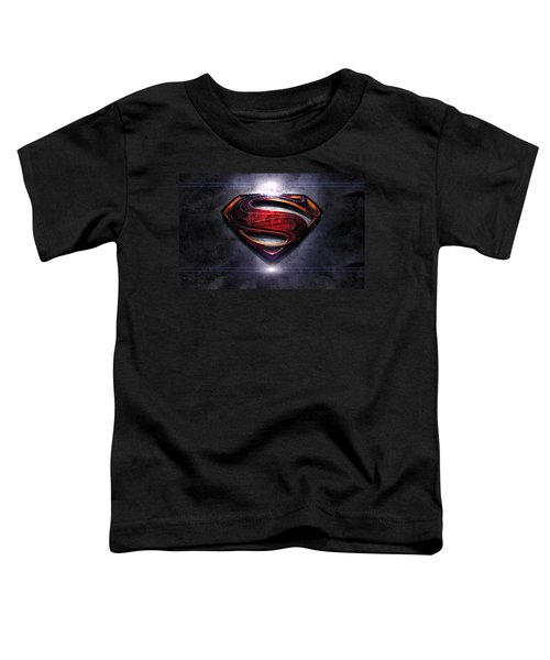 Superman 05 Toddler T-Shirt