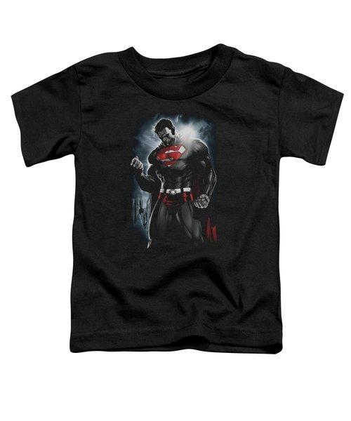 Superman - Light Of The Sun Toddler T-Shirt