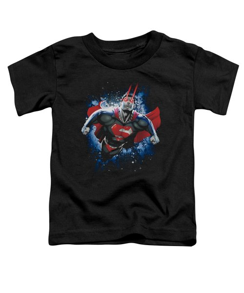 Superman - Stardust Toddler T-Shirt