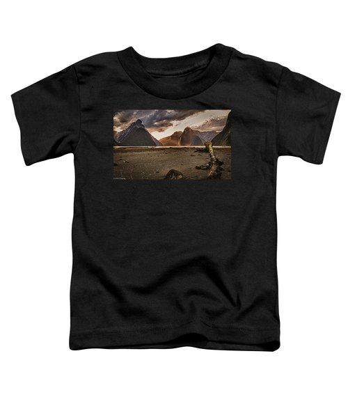 Surreal Milford Toddler T-Shirt