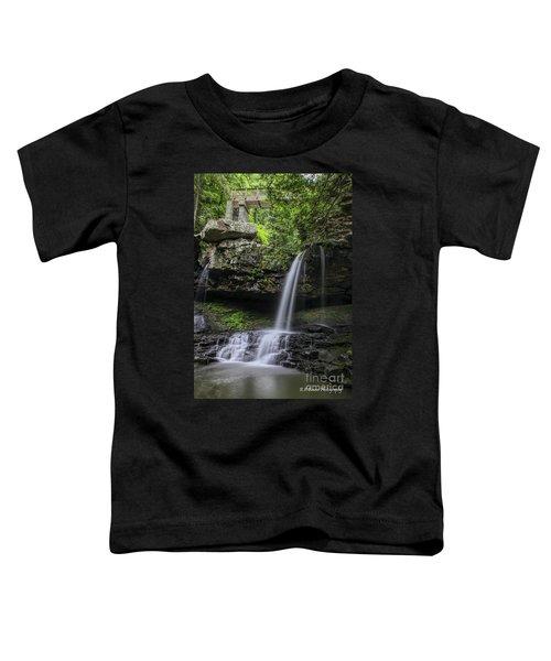 Suttons Gulch Waterfall Toddler T-Shirt