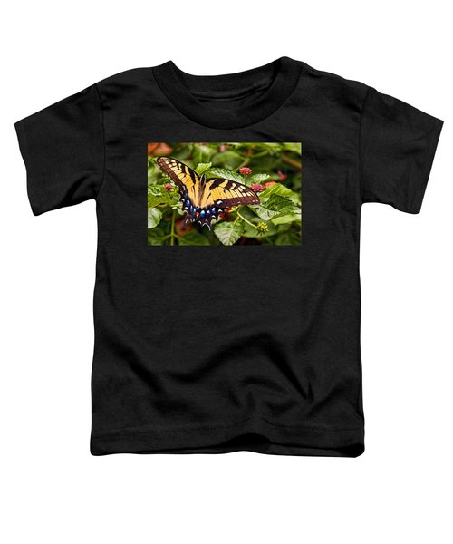 Swallowtail Beauty Toddler T-Shirt