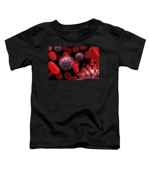 Swine Influenza Virus Infection Toddler T-Shirt