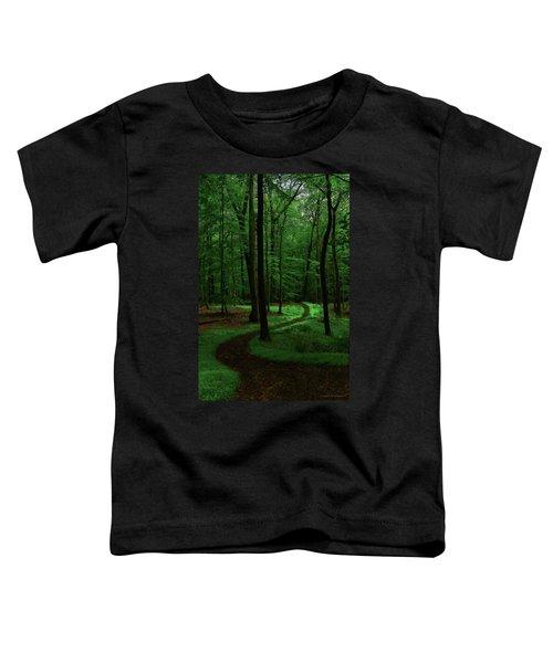 Take A Hike Toddler T-Shirt