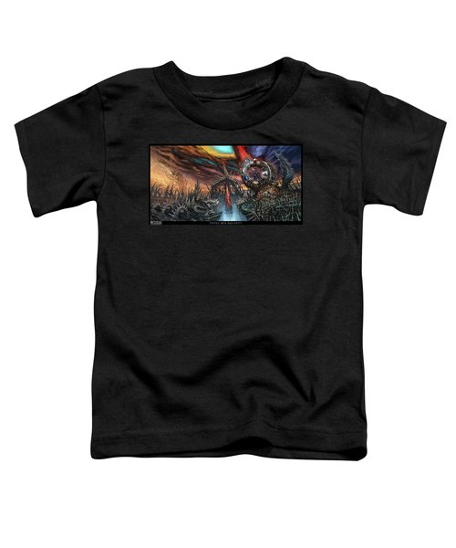 Tapped Into Obscurity  Toddler T-Shirt