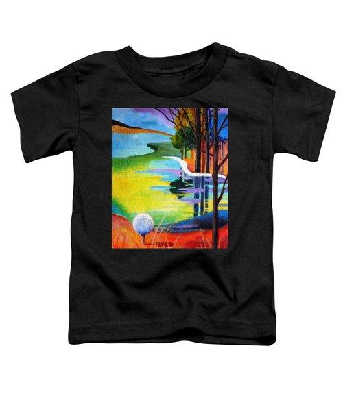 Tee Off Mindset- Golf Series Toddler T-Shirt