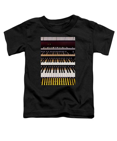 Teeth Of An Instrument Toddler T-Shirt