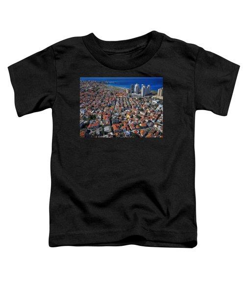 Tel Aviv - The First Neighboorhoods Toddler T-Shirt