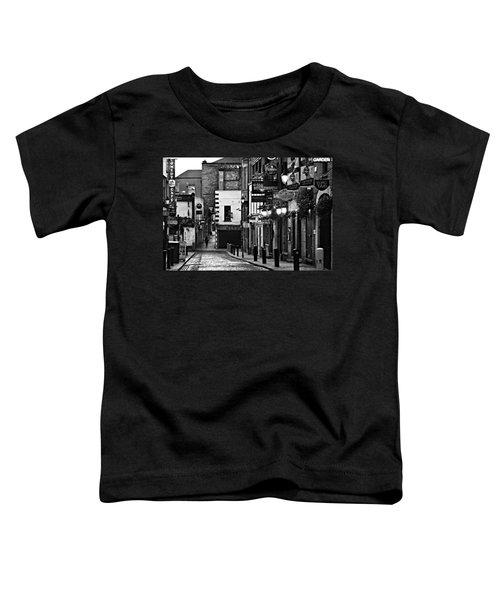 Temple Bar / Dublin Toddler T-Shirt