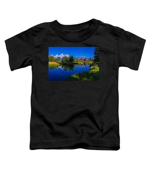 Teton Reflection Toddler T-Shirt