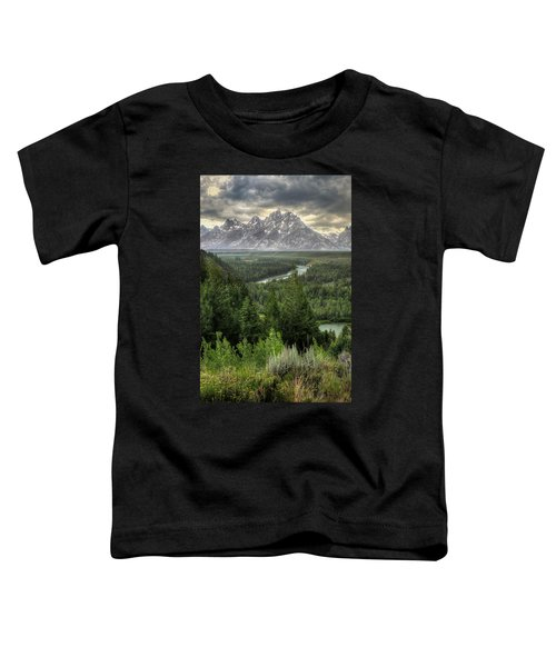 Teton Visions Toddler T-Shirt