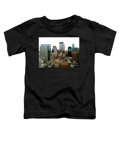 The 35th Floor Toddler T-Shirt