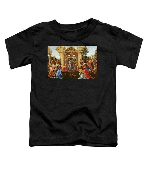 The Adoration Of The Magi Toddler T-Shirt