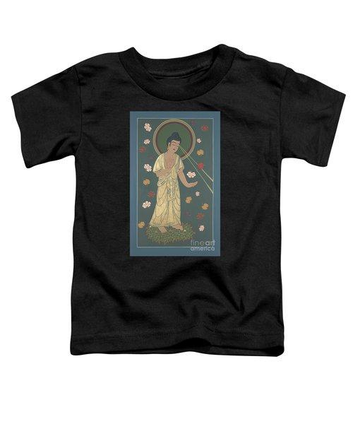 The Amitabha Buddha Descending 247 Toddler T-Shirt