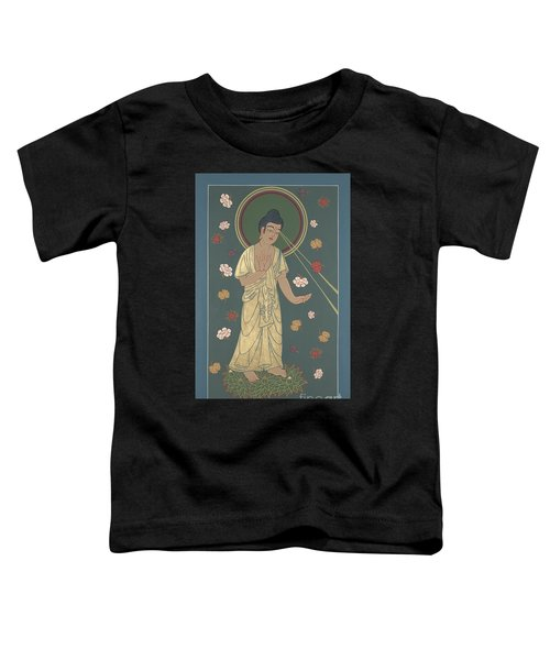 The Amitabha Buddha Descending 247 Toddler T-Shirt