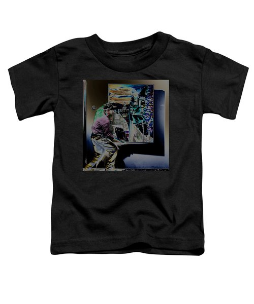 The Artist Paul Emory Toddler T-Shirt