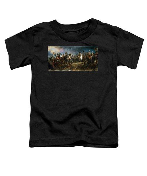 The Battle Of Austerlitz Toddler T-Shirt