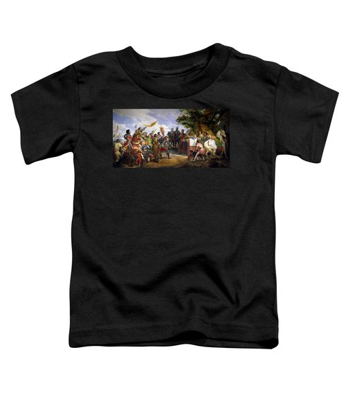 The Battle Of Bouvines Toddler T-Shirt