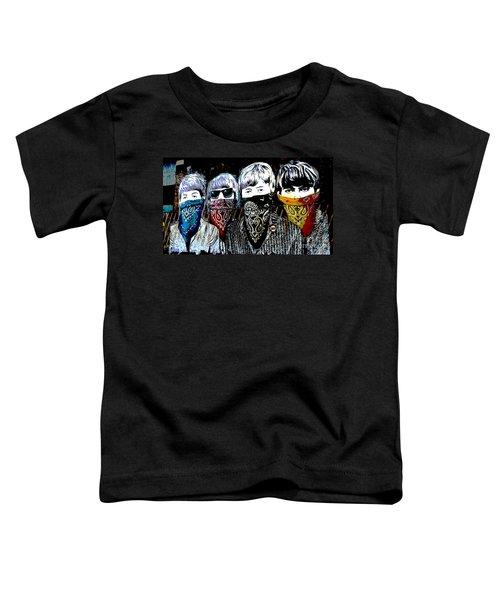 The Beatles Toddler T-Shirt