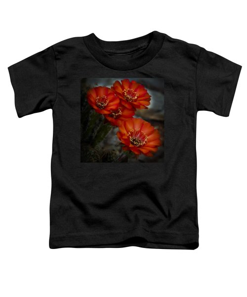 The Beauty Of Red Toddler T-Shirt