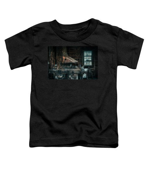 The Blacksmith's Forge - Industrial Toddler T-Shirt