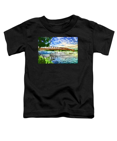 The Bridge Toddler T-Shirt