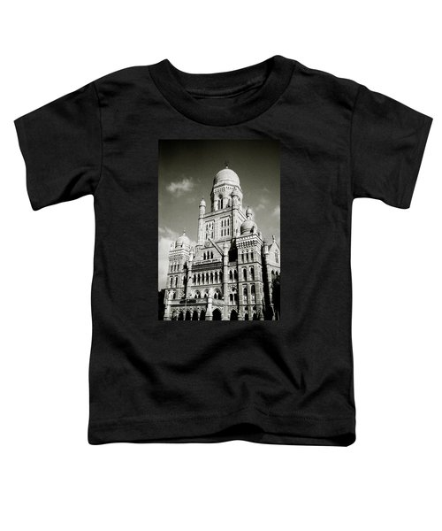 The Corporation Building Bombay Toddler T-Shirt