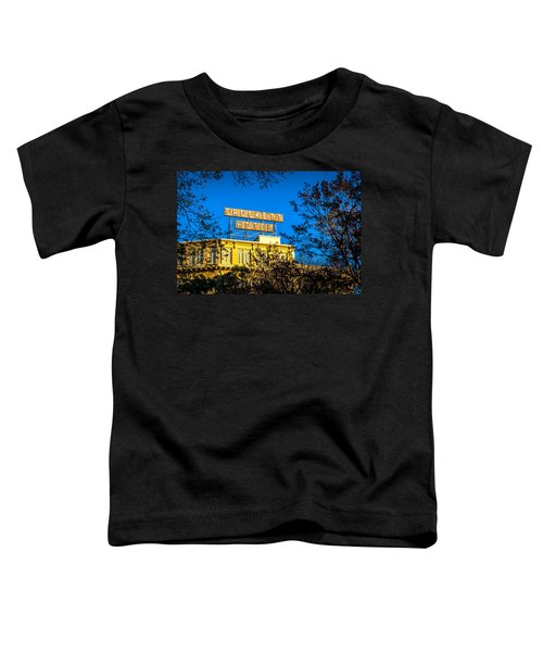 The Crockett Hotel Toddler T-Shirt