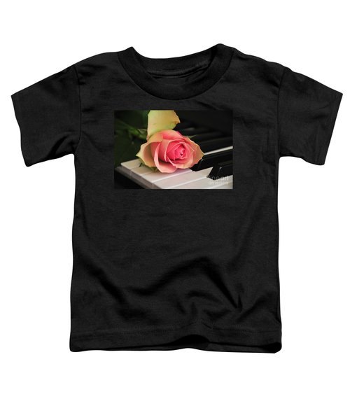 The Delicate Rose Toddler T-Shirt