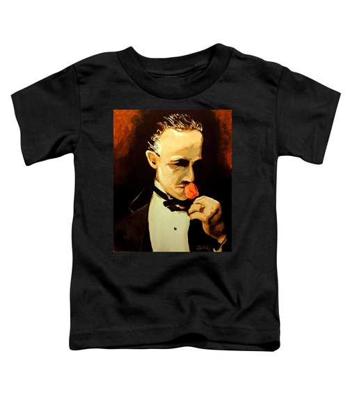 The Don And The Rose Toddler T-Shirt